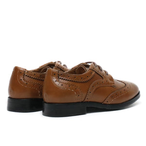 Bonafini Kids Brogue Oxford