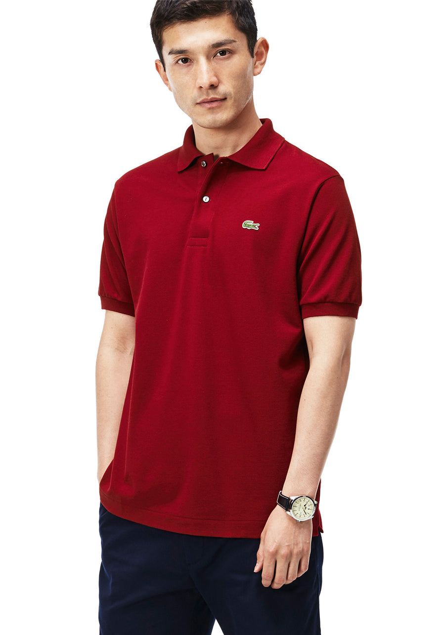 Lacoste - Classic L1212 Polo Shirt - 'Stat-Ment
