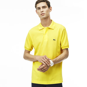 Lacoste Cotton-Pique Polo Shirt