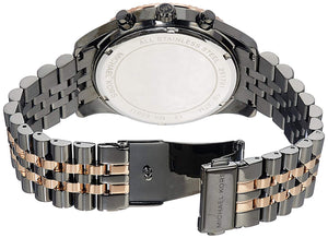 Michael Kors Men's Lexington Grey Watch - 'Stat-Ment