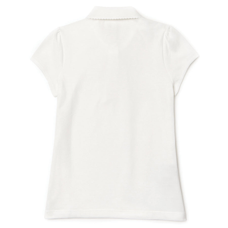 Lacoste Short Sleeve Ribbed Collar Shirt