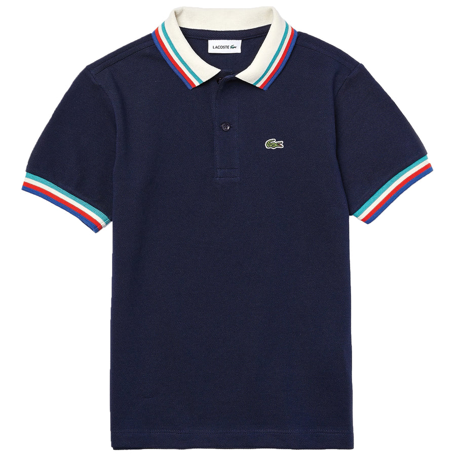 Lacoste Heritage Cotton Polo