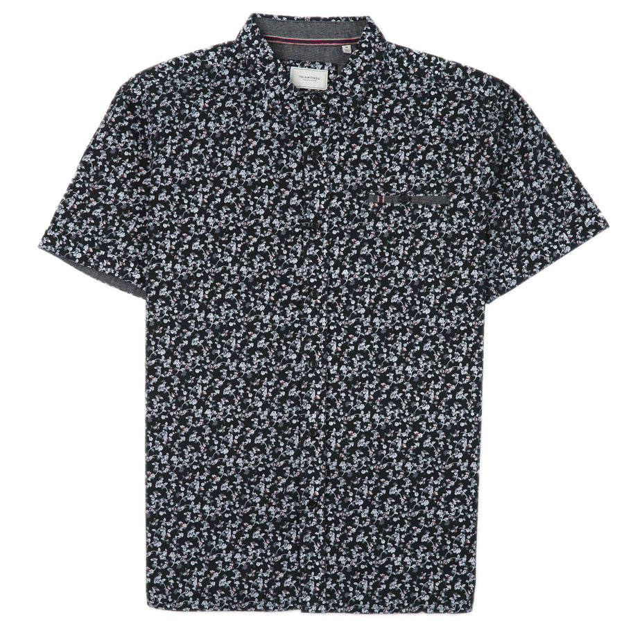 7 Diamond Life In The City Woven Shirt