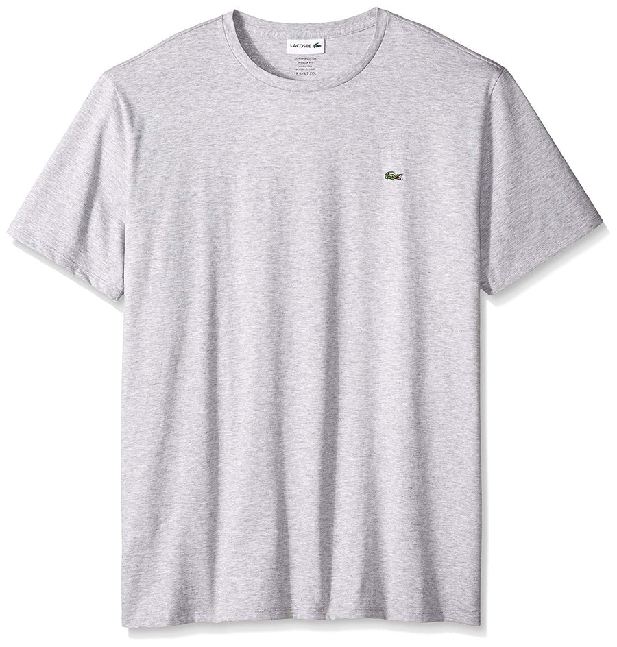 Lacoste - Pima Cotton Crew Neck - 'Stat-Ment