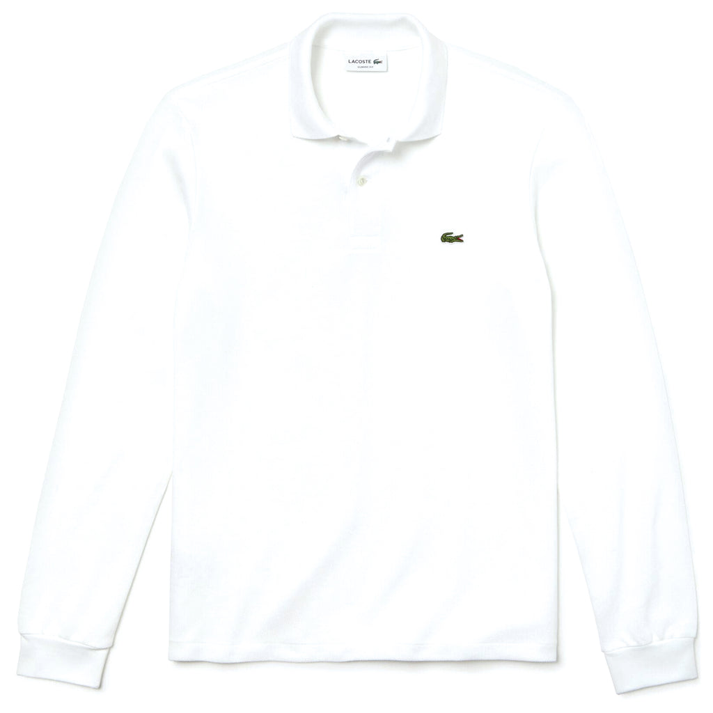 Cotton-Pique Polo Shirt