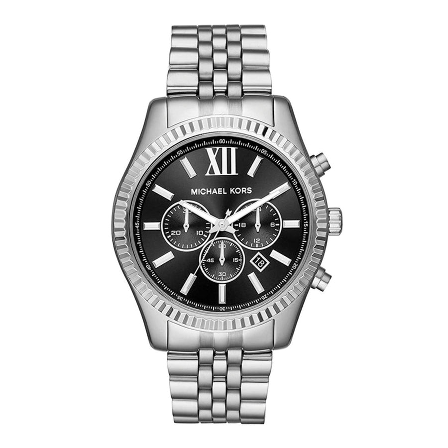 Michael Kors Lexington Stainless Steel Watch