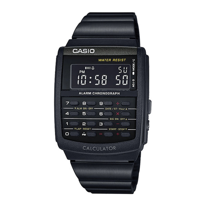 Databank CA506B-1AVT Calculator Watch