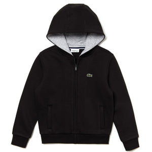 Lacoste Sport Tennis Zippered Fleece Sweatshirt