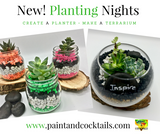 "Shoeless Joe's Guelph Planting Night - Apr 11th, 2018 (7-9pm) ""Plant & Cocktails"" - 5 Clair Rd W #5, Guelph"