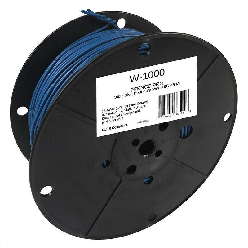EDUCATOR 1000' 18 GA. WIRE SPOOL | WorkingDogsDirect