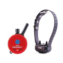 ET-300 MINI EDUCATOR 1/2 MILE REMOTE E-COLLAR - RED | WorkingDogsDirect