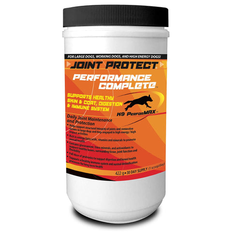 Joint Protect® Performance Complete All-In-One Formula with ProBiotics  - 30 scoops (puppies and small dogs)