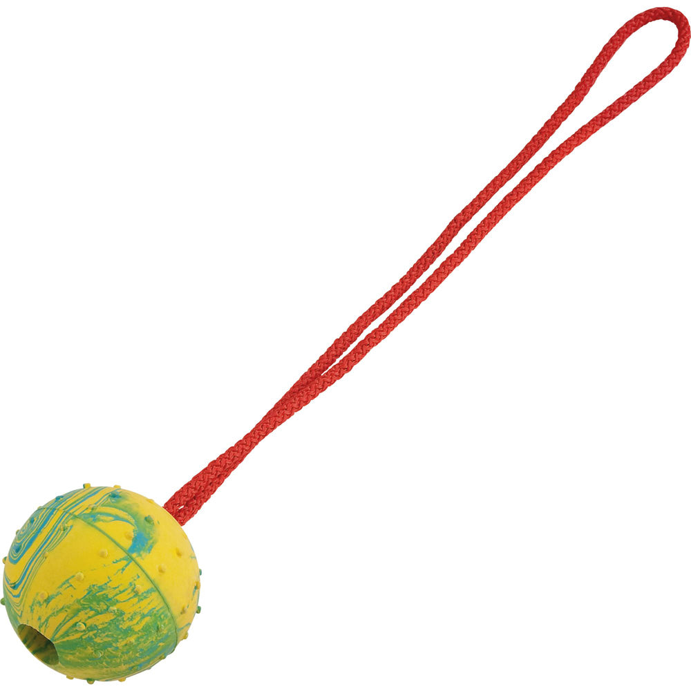 Rubber Ball - mixed color | WorkingDogsDirect