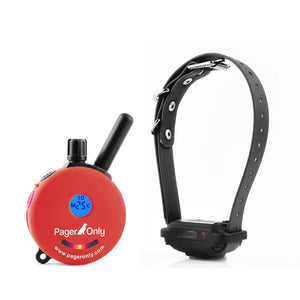 EDUCATOR PG-300 PAGE ONLY VIBRATION REMOTE TRAINER | WorkingDogsDirect