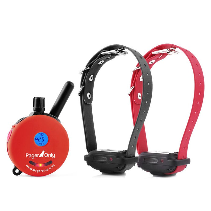 PG-302 2-DOG PAGER ONLY VIBRATION TRAINER | WorkingDogsDirect