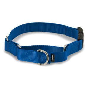 Martingale Collars with Quick Snap Buckle - Royal Blue | WorkingDogsDirect