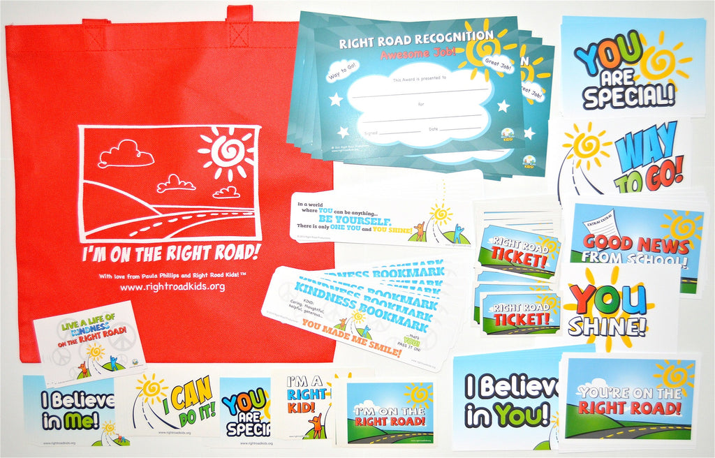 Right Road Teacher Sampler Pack