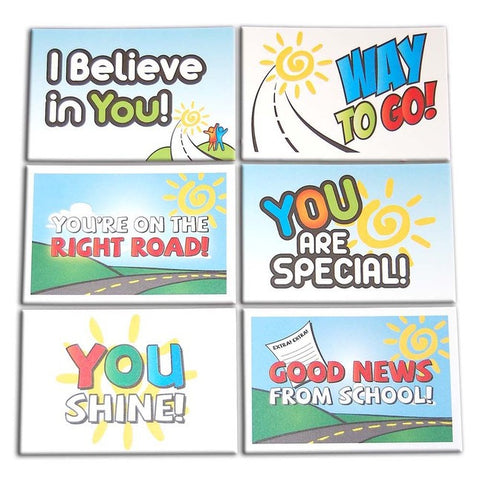 Right Road Postcards (Set of 30)