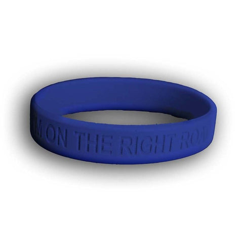 Right Road Wrist Band