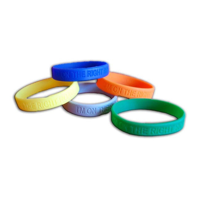 Right Road Wrist Band Collector Pack