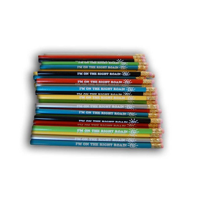Right Road Pencils CLASS PACKS