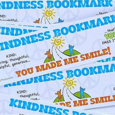 Right Road Kindness Bookmarks