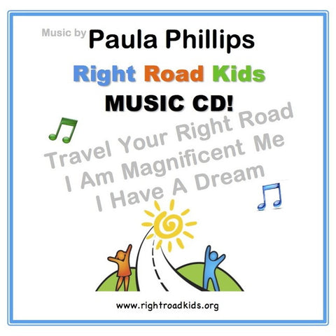 Right Road Music CD