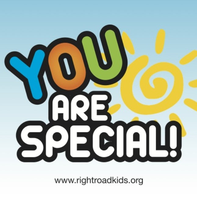You Are Special! Stickers