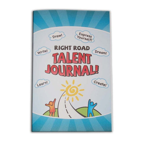 Right Road Talent Journal