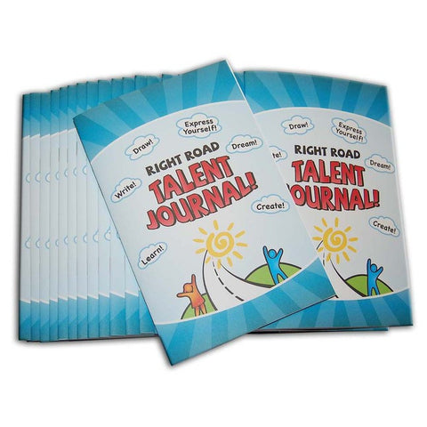 Right Road Talent Journal CLASS PACKS