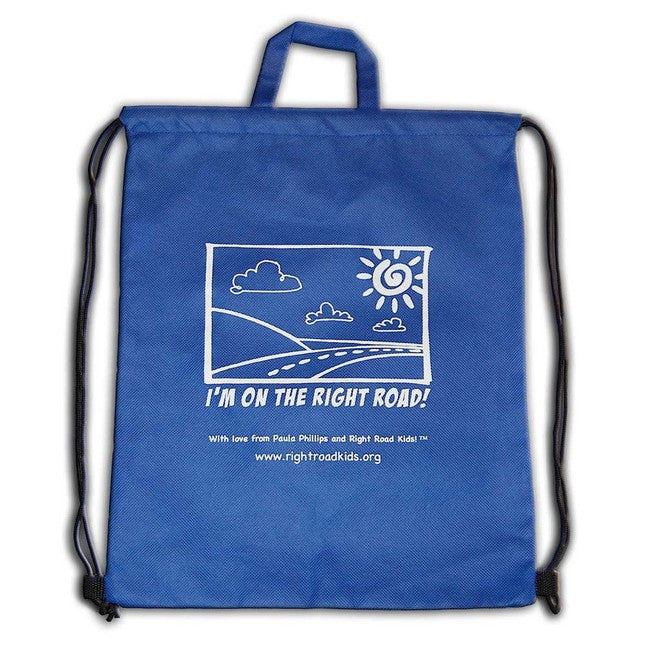 Right Road Drawstring Sportspack
