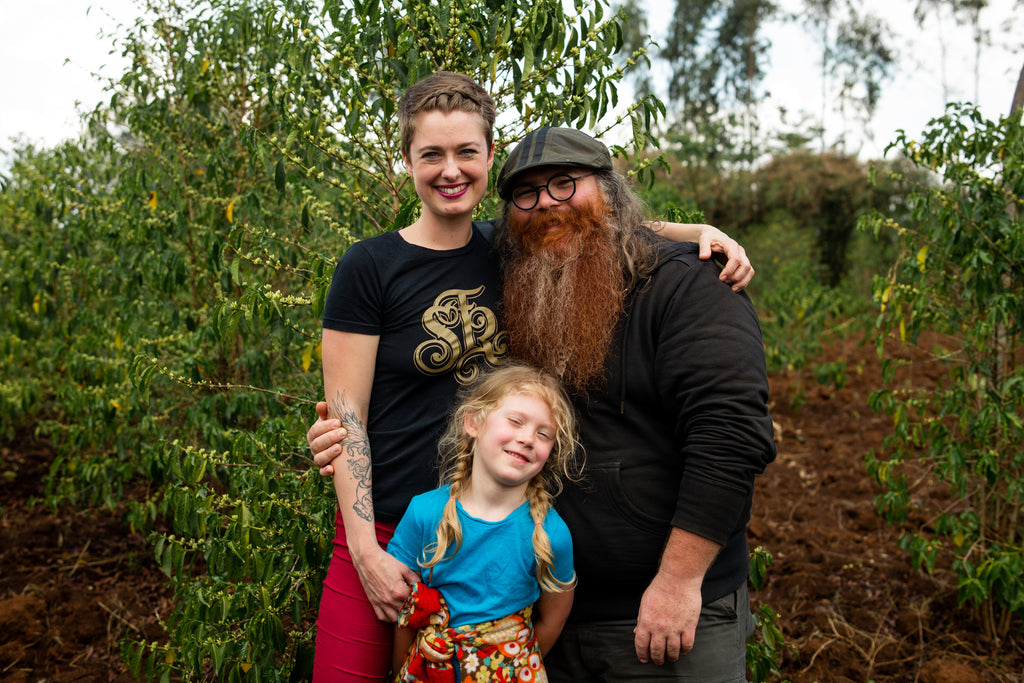 Partnership: Emily and Michael McIntyre of Catalyst Coffee Consulting