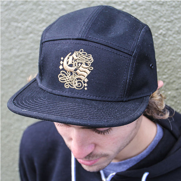 Illuminated Logo 5-Panel Hat