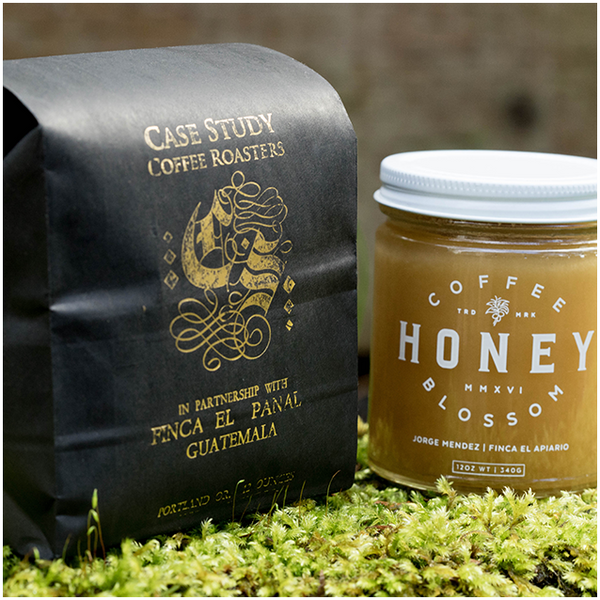 Jorge Mendez Coffee+Honey Combo