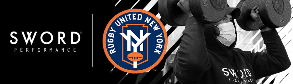 Sword Performance is a proud sponsor of Rugby United New York