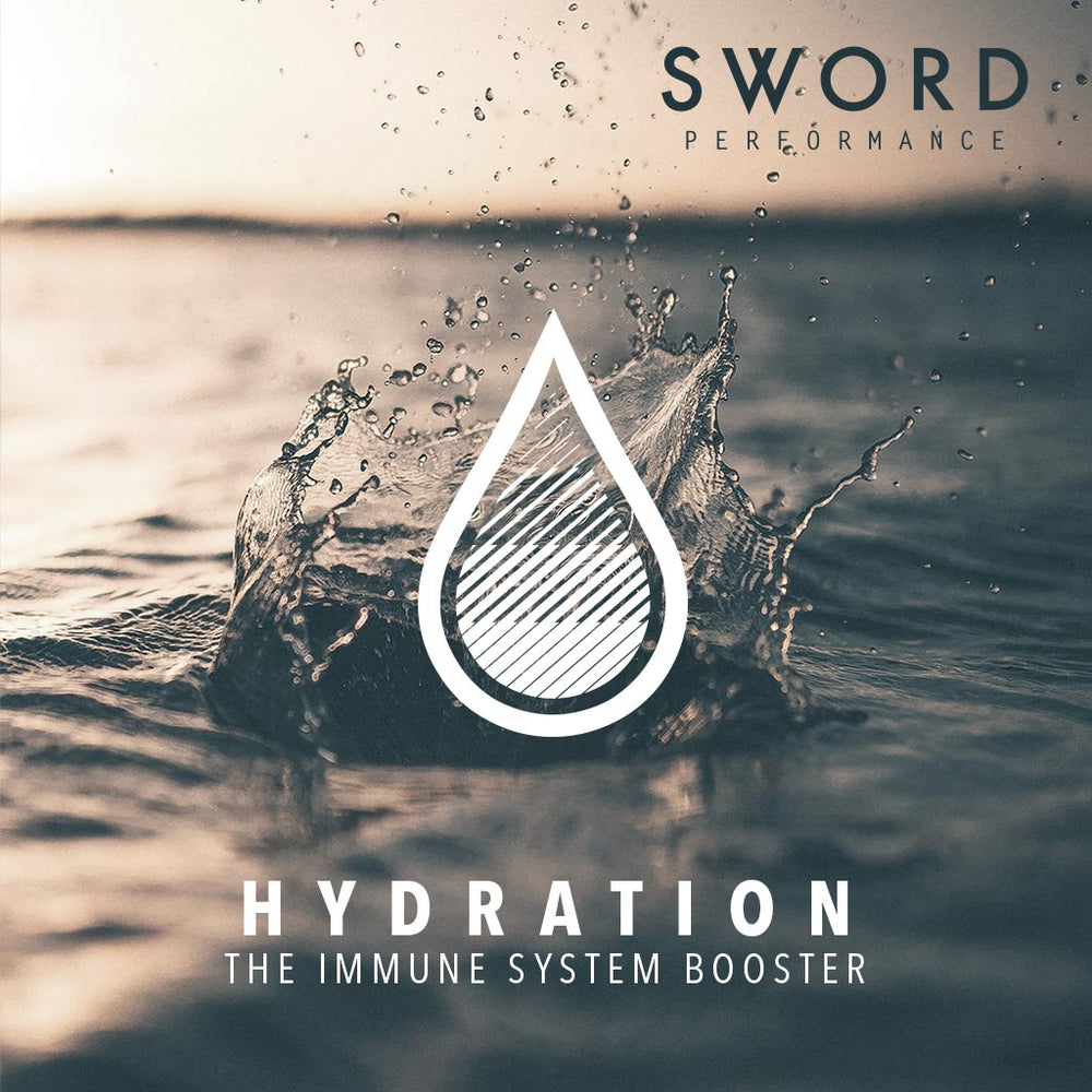 Hydration | The Immune System Booster