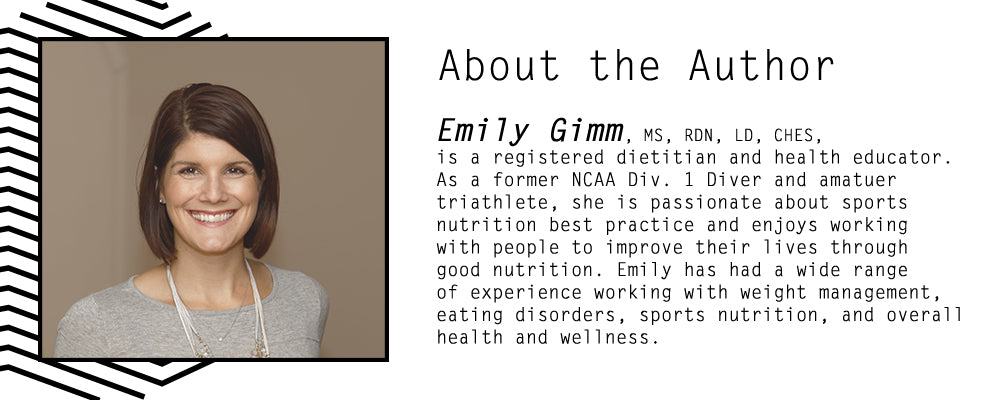 Emily Gimm, Sword Registered Dietitian Biography