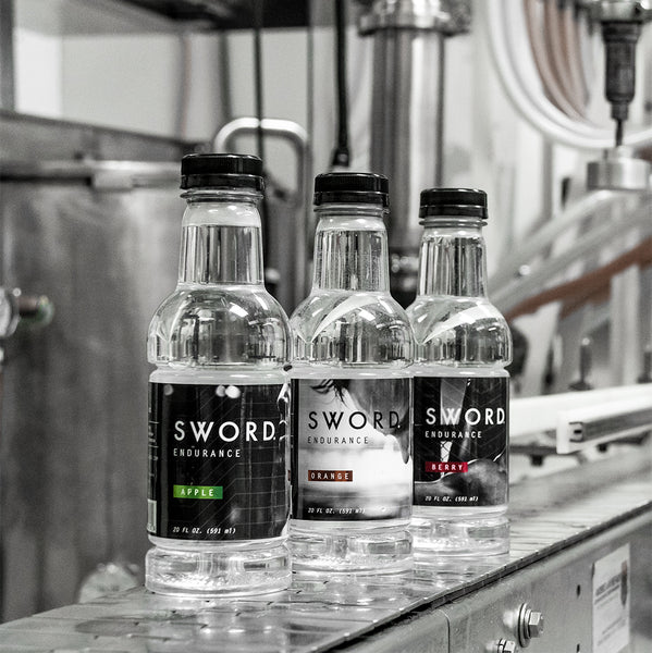 SWORD Endurance | 20 ounce ready to drink bottles