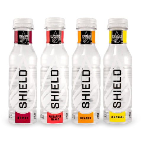 SHIELD Ready to Drink Bottles
