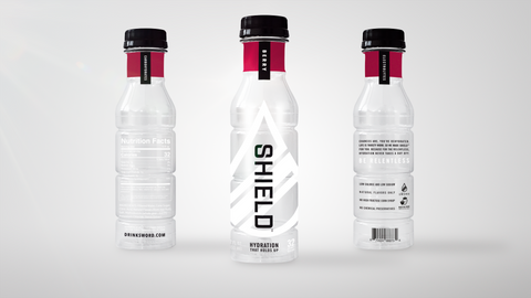 SHIELD low calorie electrolyte drink by Sword Performance