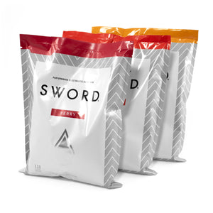 SWORD® Powder Pouches