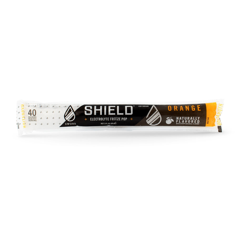 SHIELD® Electrolyte Freeze Pops