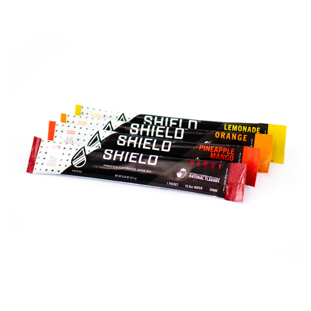 SHIELD® Powder Singles Assortment