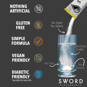 SWORD® Performance Hydration Powder Singles