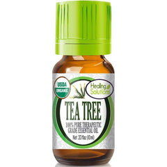 Organic Tea Tree Essential Oil-Healing Solutions | Essential Oils