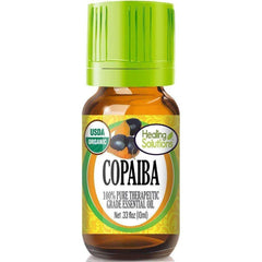 Organic Copaiba Essential Oil-Healing Solutions | Essential Oils