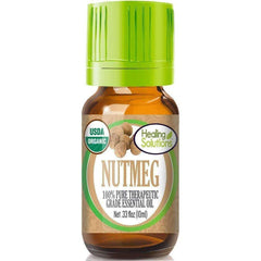 Organic Nutmeg Essential Oil