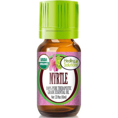 Organic Myrtle Essential Oil