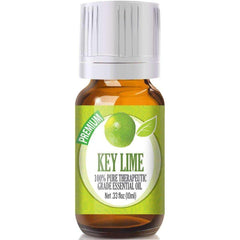 Key Lime Essential Oil-Healing Solutions | Essential Oils
