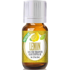 Lemon Essential Oil-Healing Solutions | Essential Oils